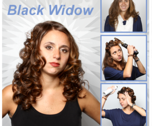 black widow, inspiration, and Marvel image