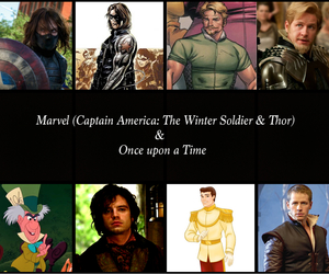 captain america, charming, and costume image