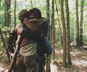 season 5, twd, and caryl image
