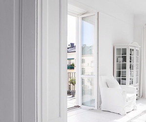 paris, white, and pretty image