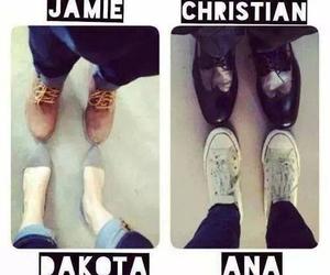 christian, dakota, and grey image
