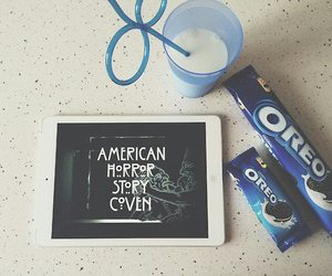 american horror story, coven, and oreo image