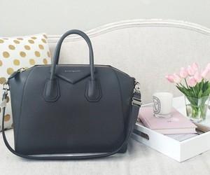 bag, designer, and grey image