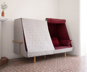 bed and sofa image