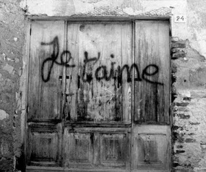 je t'aime, I Love You, and french image