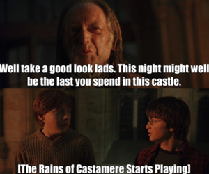 harry potter, red wedding, and game of thrones image