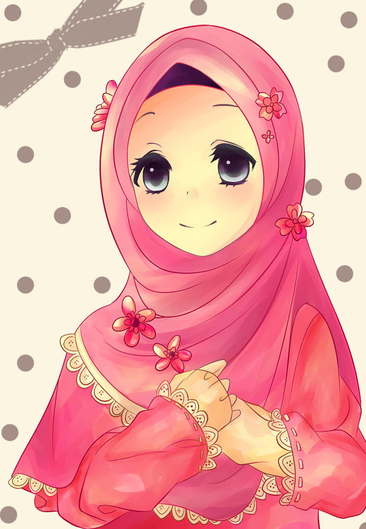 Image About Anime In Muslimah By Meggie On We Heart It
