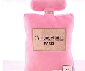 chanel, pink, and love image