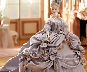 barbie, marie antoinette, and doll image
