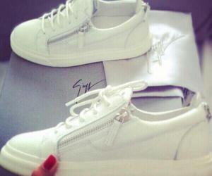 shoes, zanotti, and fashion image