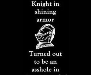 funny and knight image