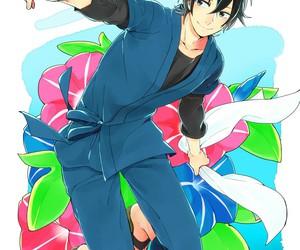 barakamon, anime, and handa seishuu image