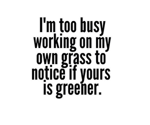 grass and quotes image