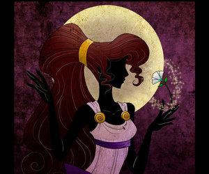 animated, princess, and art image