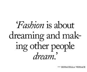Dream and fashion image