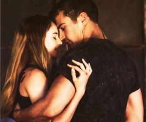 beatrice, ship, and theo james image