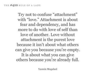 attachment, Relationship, and love image