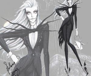 fashion, tim burton, and jack image