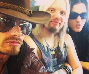 simon cruz, martin sweet, and crashdiet image