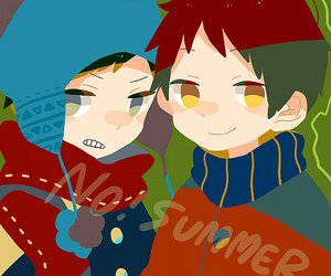 craig south park and clyde south park image