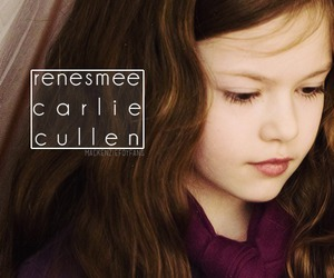 nessie, twilight, and renesmee cullen image