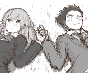 61 Images About A Silent Voice On We Heart It See