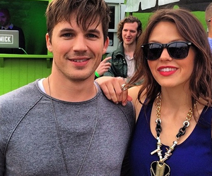 actors, star crossed, and emery and roman image