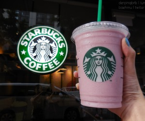 starbucks and starbucks coffee image