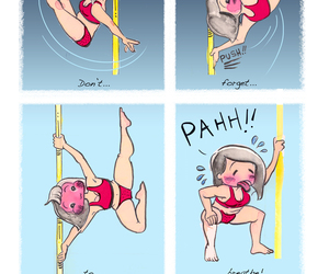 pole dance and pole dance adventures image