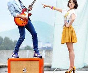 korean, yong hwa, and shin hye image