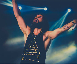 30 seconds to mars, love lust faith dreams, and jared leto 2014 image