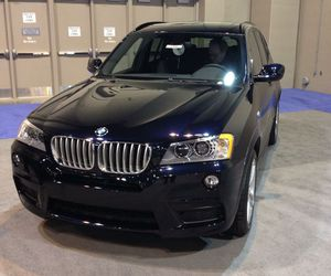 baby, black, and bmw image
