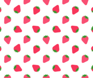 strawberry and background image