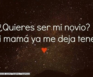 frase, me gustas, and madre image