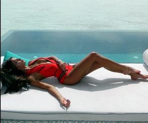 body, tan, and girl image