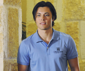 boy, hair, and blair redford image