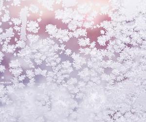 snow, snowflake, and wallpaper image