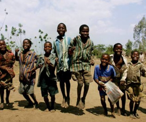 africa, beautiful, and children image