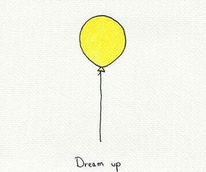 Dream, dreamer, and up image