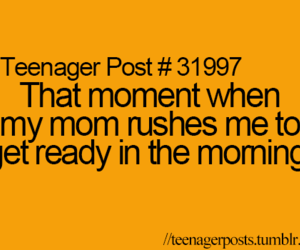 funny, teenager post, and true image