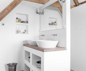 bathroom, beautiful, and room image