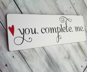 love, you, and complete image