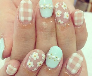 nail and nail art image