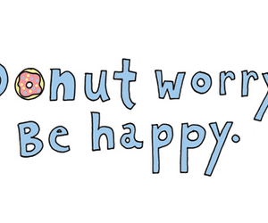 donut, lol, and overlay image