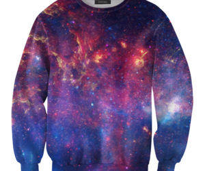 sweater and sky image