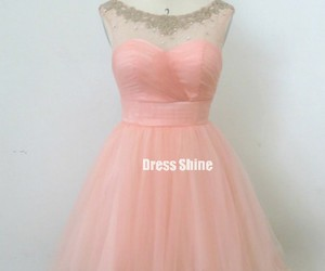 homecoming dress, sweet 16 dress, and short prom dress image