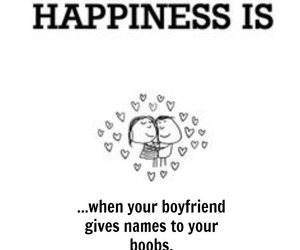 boyfriend, happiness, and love image