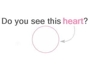 heart, we heart it, and pink image
