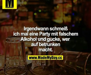 funny, party, and witzig image