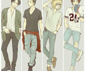 swag and attack on titan image